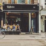 Index polskich firm w uk - kawiarnia w Londynie
