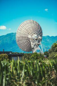 antena satelitarna w uk naziemna