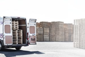 transport materiałów budowlanych z UK do Polski
